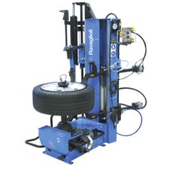 RAV 1160.30 AUTOMATIC TYRE CHANGER COMPLETELY LEVERLESS