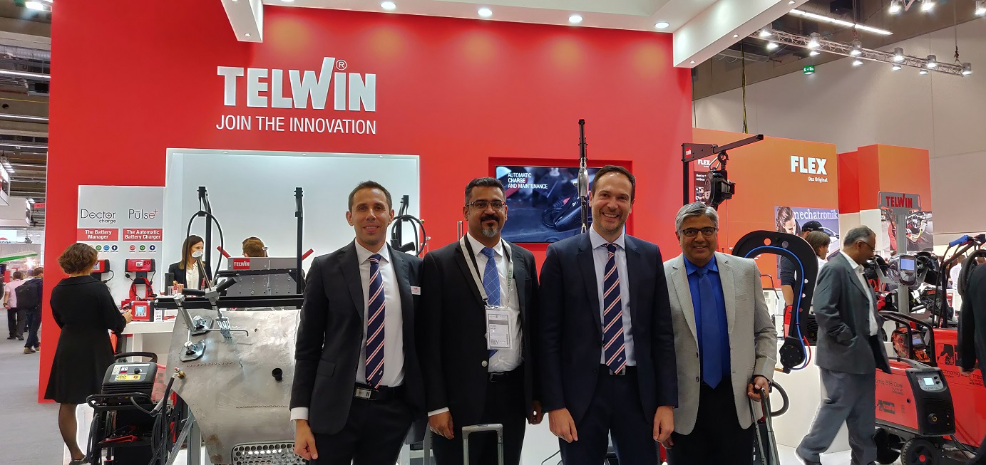 Madhus Garage Equipment - Telwin