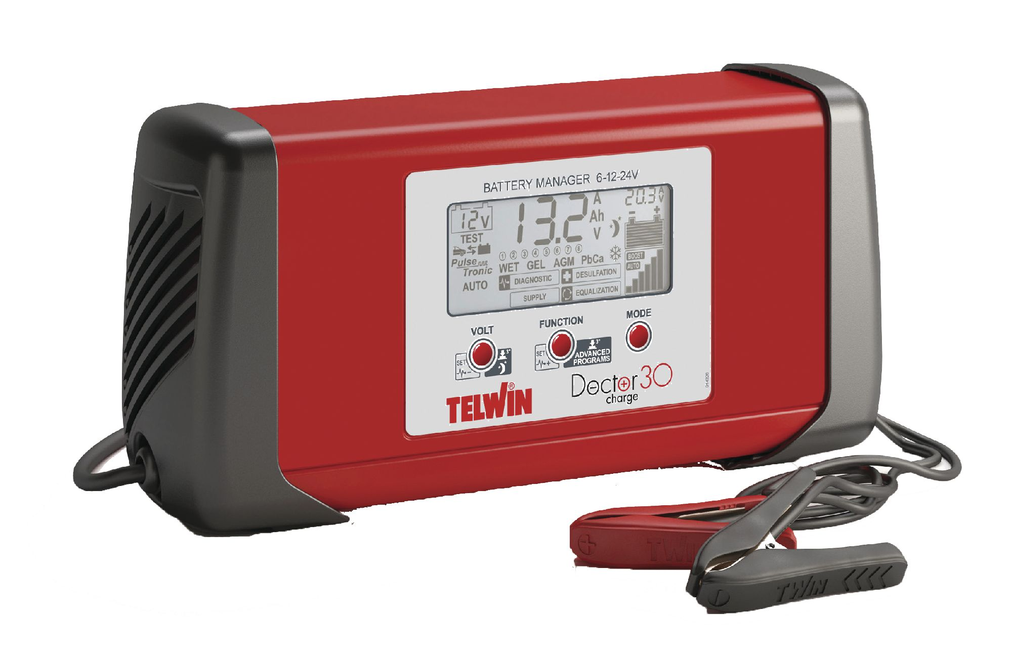 Madhus Garage Equipment - Telwin Doctor Charger