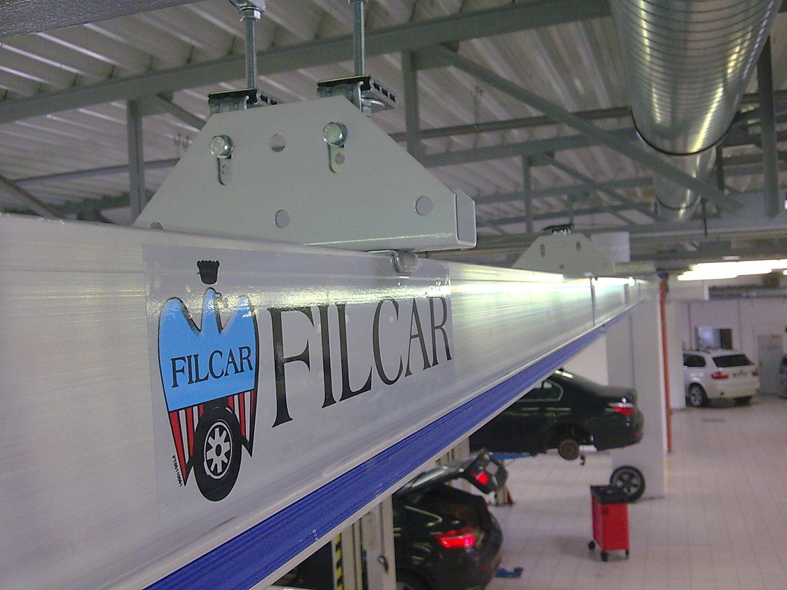 Madhus Garage Equipment - Filcar - Ecosystem B