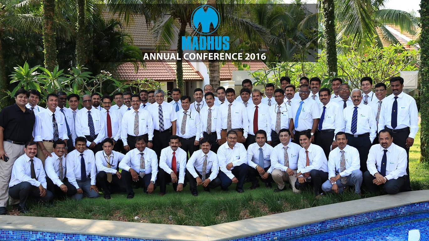 Madhus Annual Conference 2016