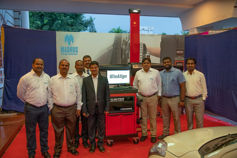 Madhus Vijayawada Customer Meet 27/07/18